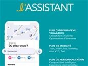 L'application SNCF devient l'Assistant SNCF et s'ouvre à de nouveaux moyens de transport