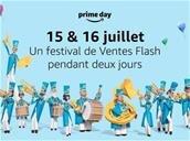 Les Amazon Prime Day reviendront les 15 et 16 juillet