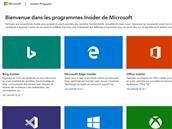Microsoft réunit tous ses programmes Insider sur un même site