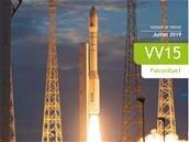 FalconEye 1 : cette nuit, suivez le lancement de la mission VV15 avec une fusée Vega