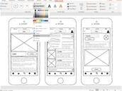 Des Sketchy Shapes dans Office 365 pour simuler des schémas faits main