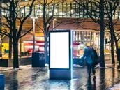 Les députés refusent de taxer les panneaux publicitaires numériques