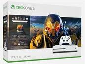 Xbox One S Microsoft 1 To avec 2 manettes et Anthem Legion of Dawn à 179,99 €