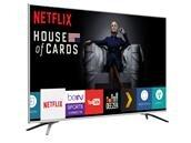 "Une Smart TV 55"" Hisense H55A6500 (4K UHD) : 379 €"