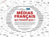 Le Monde Diplomatique met à jour sa cartes des médias français