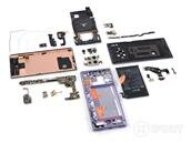 iFixit démonte le Mate 30 Pro de Huawei, qui obtient la moyenne (5 sur 10)
