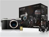 Panasonic Lumix DMC-GX9 avec 3 objectifs à 899,99 €