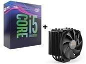 Processeur Intel Core i5-9600K (6 coeurs) avec un BeQuiet! Dark Pro 4 à 259,95 €