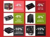 Jusqu'à 15 % de remise sur les composants chez Hardware.fr avec le code COTTE