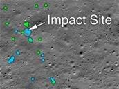 La NASA a finalement trouvé le site du crash de l'atterrisseur indien Vikram