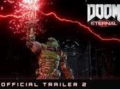 Nouvelle bande-annonce pour DOOM Eternal, qui débarquera le 20 mars