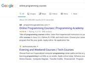 Google revoit la présentation des résultats de recherche, les publicités se fondent davantage dans le décor
