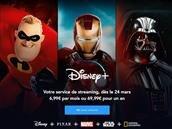 Disney+ 28,6 millions d'abonnés, la deuxième saison de Mandalorian en octobre