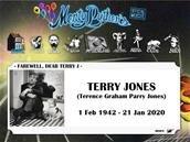 Terry Jones, cofondateur des Monty Python, est mort