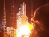 VA252 : lancement réussi pour Ariane 5, deux satellites en orbite