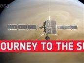 Solar Orbiter : un « bonus scientifique » avec les queues de la comète Atlas
