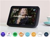 L'écran connecté Echo Show 8 (avec Alexa) disponible en France, pour 130 euros