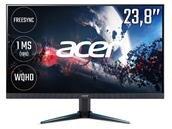 """Écran FreeSync Acer VG240YU de 24"""" (Dalle IPS, 1440p, 75 Hz) à 179,99 €"""