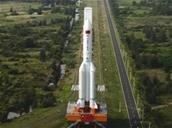 Retour incontrôlé du premier étage d'une fusée chinoise, des morceaux en Côte  d'Ivoire ?