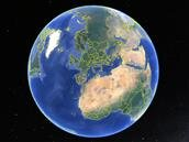 Google ajoute des outils de mesure de distances et aires à Earth