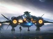 Star Citizen : l'alpha 3.0 et le vol atmosphérique se montrent en vidéo