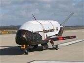 La navette X-37B « secret défense » de l'US Air Force est de retour dans l'espace