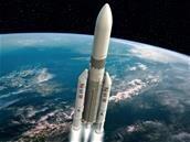 Cinquième lancement réussi cette année pour Ariane 5