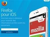 Firefox pour iOS simplifie l'accès aux identifiants et à la suppression des données