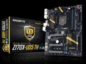 Gigabyte Z170X-UD5 TH : Thunderbolt 3 et HDMI 2.0, mais attention aux détails