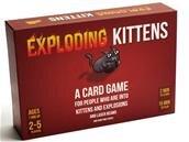 Le jeu de cartes Exploding Kittens : 15,99 euros
