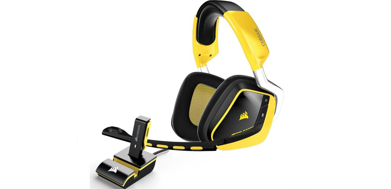 Casque micro Corsair VOID Wireless SE 7.1 : 111,92 euros