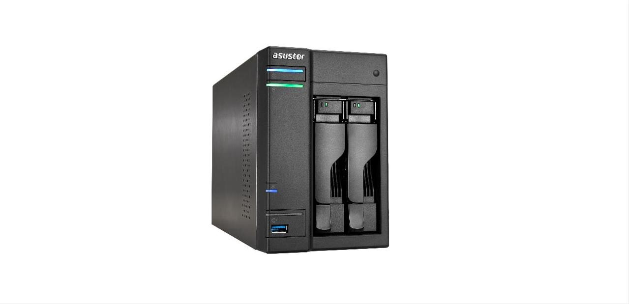 Un NAS 2 baies Asustor AS-202T pour 139,99 €