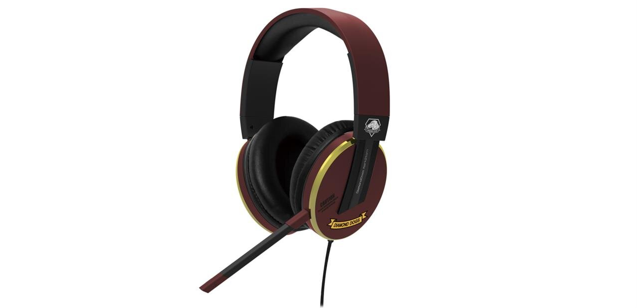 #Soldes Casque micro Metal Gear Solid V The Phantom Pain : 34,99 €