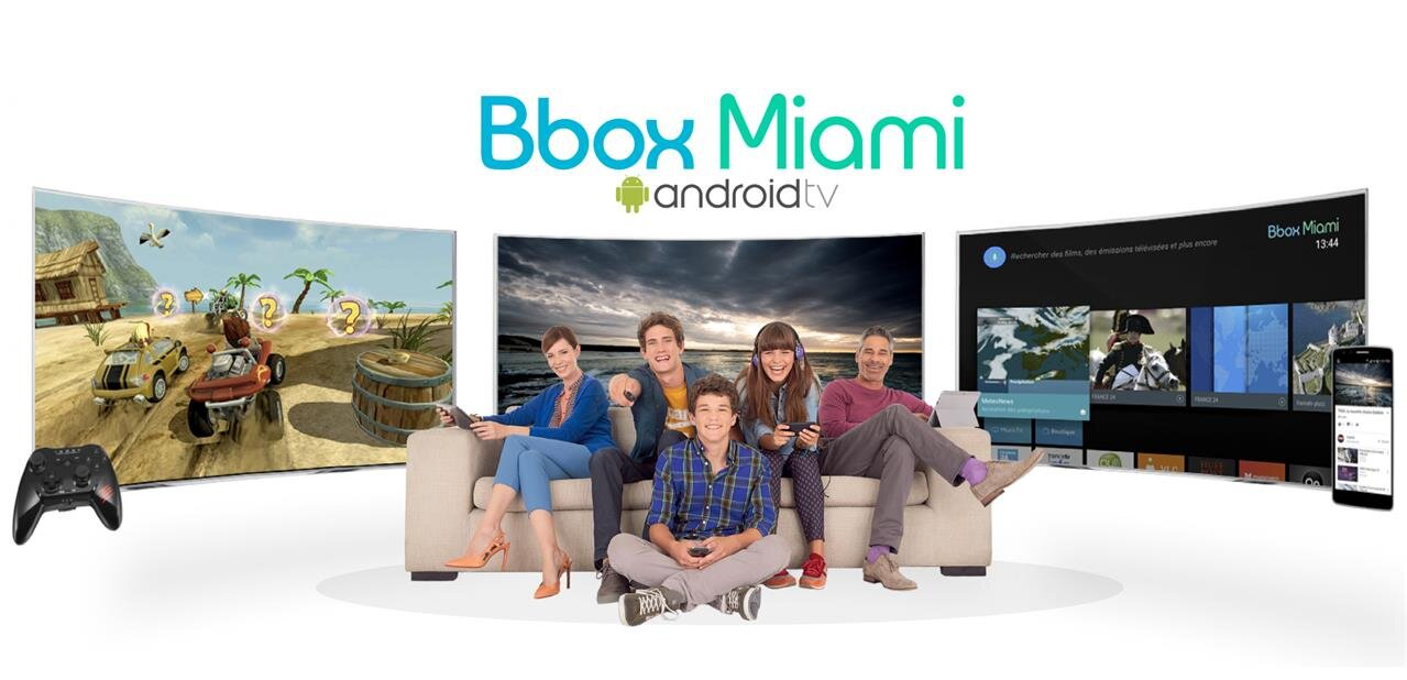 bbox miami le passage android tv commence pour l 39 ensemble des clients. Black Bedroom Furniture Sets. Home Design Ideas