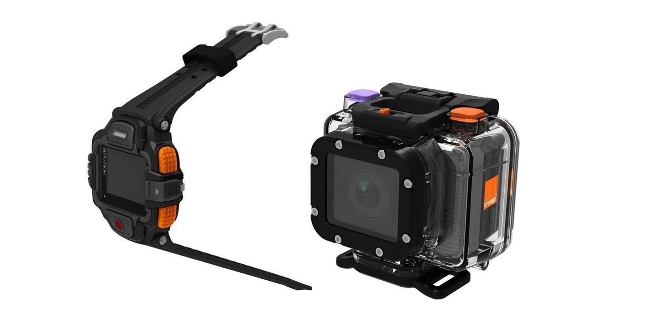 Orange 4g cam cam ra tout terrain et montre t l commande - Application telecommande orange ...