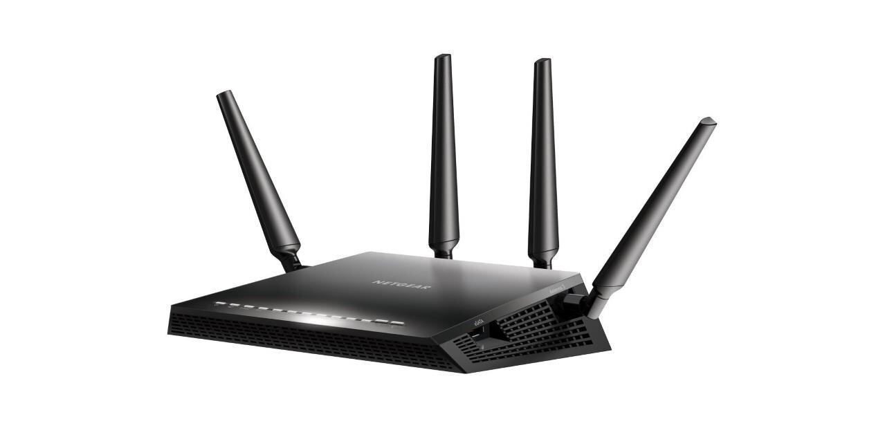 Routeur Wi-Fi 802.11ac (2,6 Gb/s) Netgear Nighthawk X4S: 139,99 €