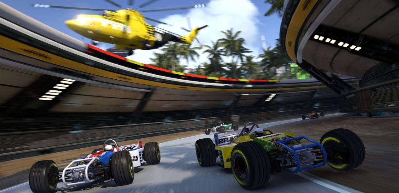 Trackmania Turbo sur PlayStation 4 à 19,99 €