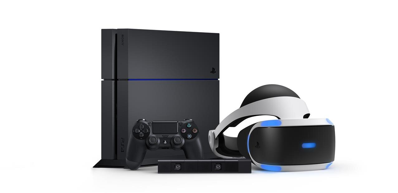 Sony lance une nouvelle version de son casque PlayStation VR
