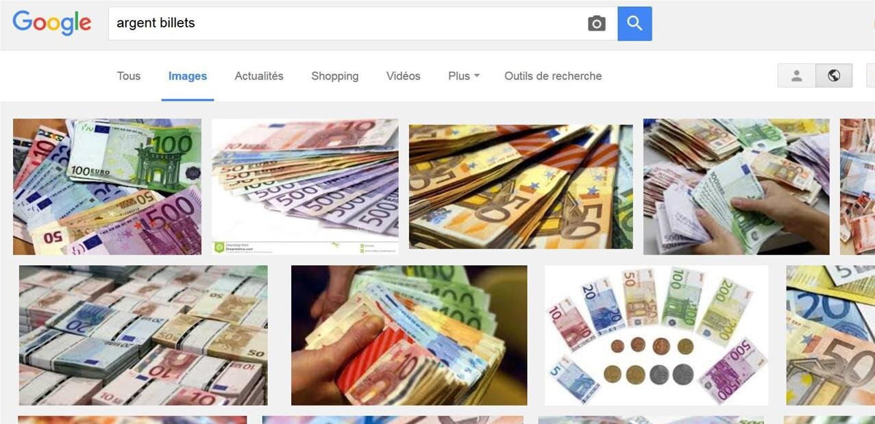 Le décret sur la redevance Google Images enterré, sans fleurs ni couronnes