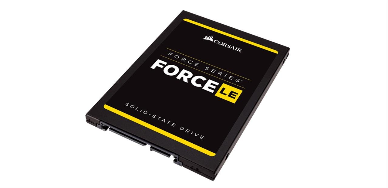 SSD Corsair Force LE de 240 Go (TLC) à 59,90 euros