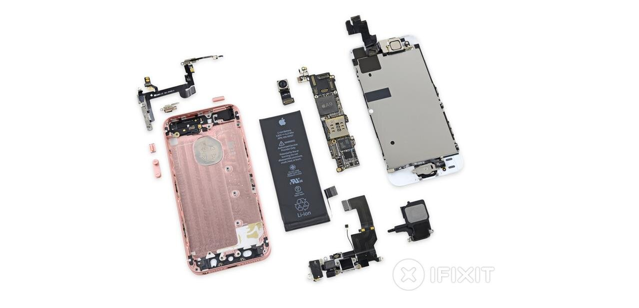 iPhone 6, 6s, SE et 7: les performances baissent avec la dégradation de la batterie