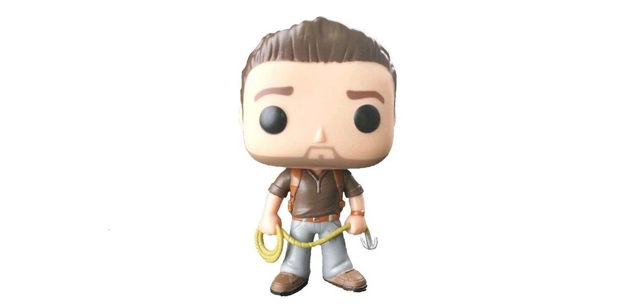 Avec Uncharted 4, une figurine Funko Pop Nathan Drake offerte