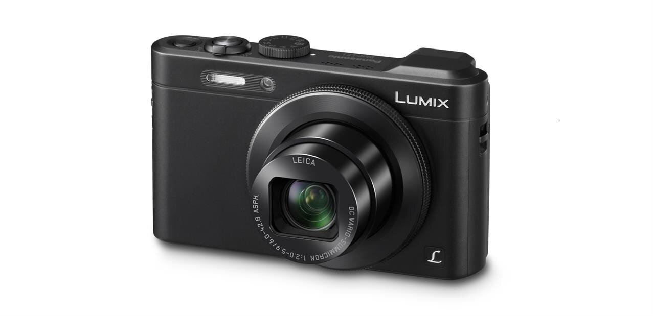Appareil photo Panasonic Lumix LF1 (12 Mpx et zoom 7,1x) à 113,99 €