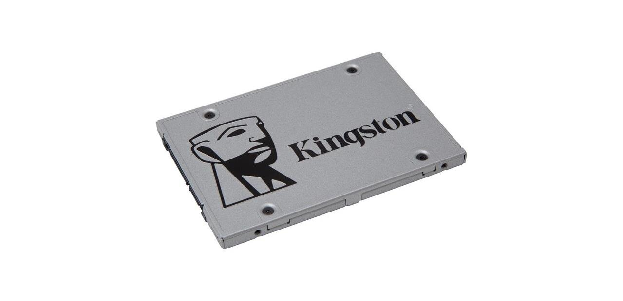 Un SSD Kingston UV500 de 480 Go pour 89,90 euros
