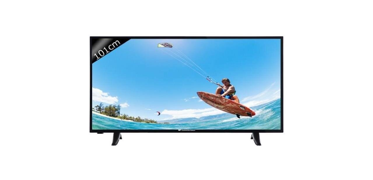 Smart TV Continental Edison de 40 pouces (1080p) : 229,99 €