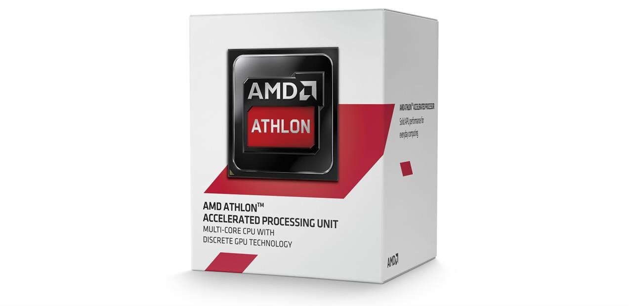 Processeur AMD Athlon 5350 (Quad Core 2,05 GHz) à 37,05 €