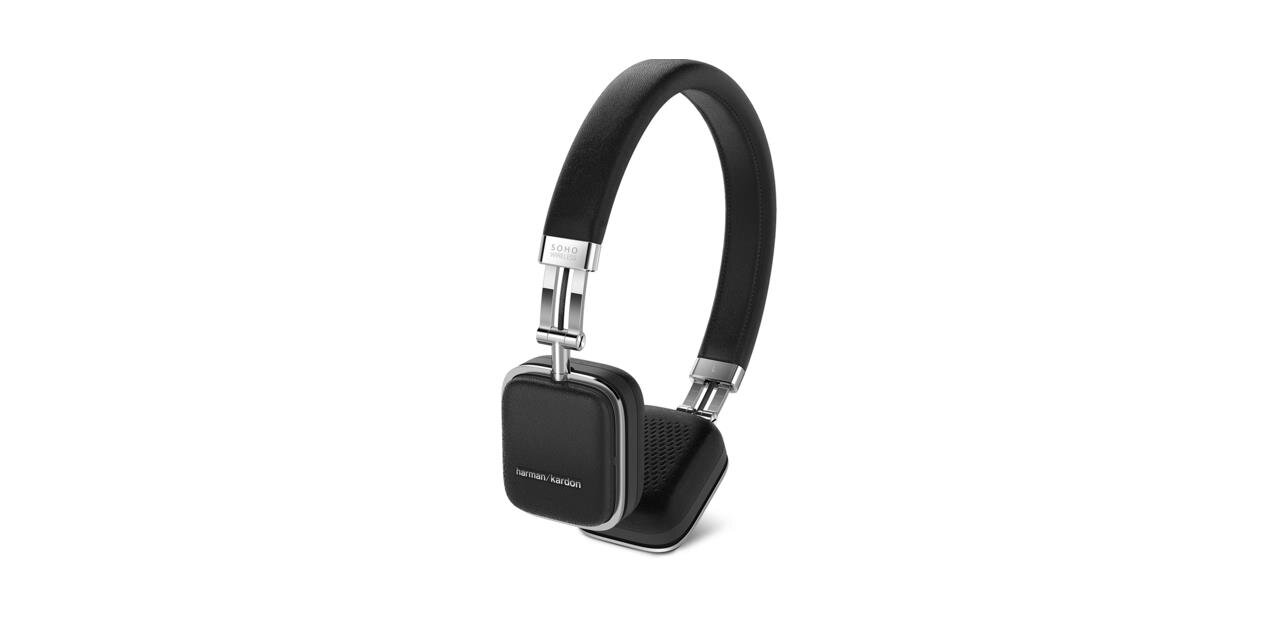 #Soldes Casque Bluetooth Harman Kardon Soho Wireless : 134,99 €