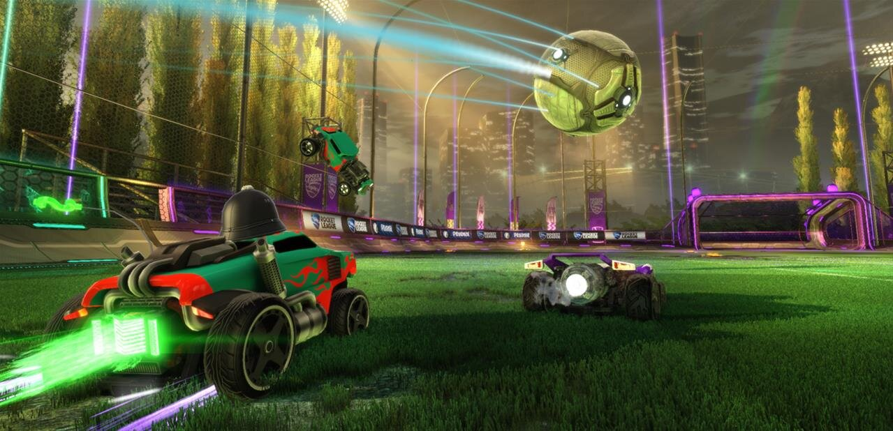 Rocket League Collector's Edition sur PS4 ou Xbox One : 19 €