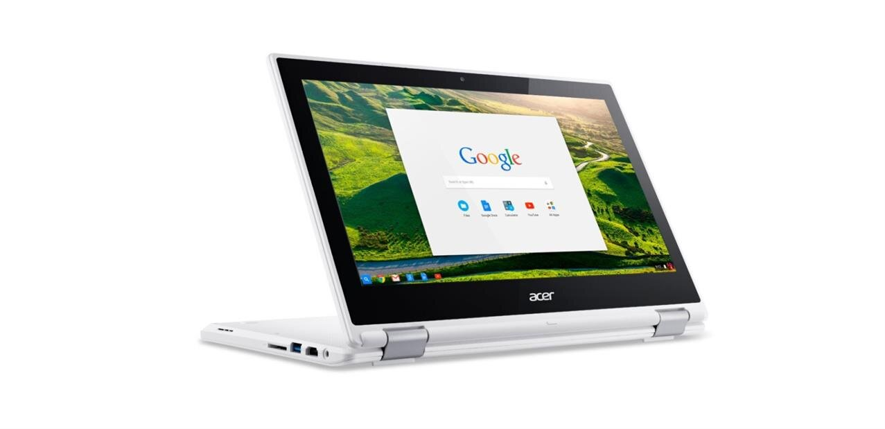 "Chromebook Acer CB5 de 15"" (4 Go de RAM) : 229,91 € via code CHROMEBOOK10"