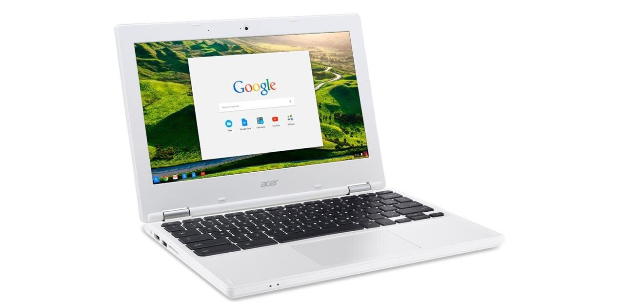 "Chromebook Acer de 11"" (Celeron) : 140 € via le code CHROMEBOOK10"